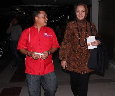 Marissa Haque Inspirasi dari Medan, LP3I, Ikang Fawzi