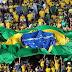 A torcida brasileira que envergonha
