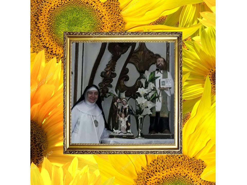Irmã Maria Letícia Vieira