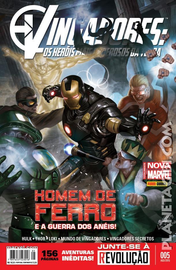 Checklist Marvel/Panini (Julho/2019 - pág.08) - Página 3 VINGADORES%2BHEROIS%2B5