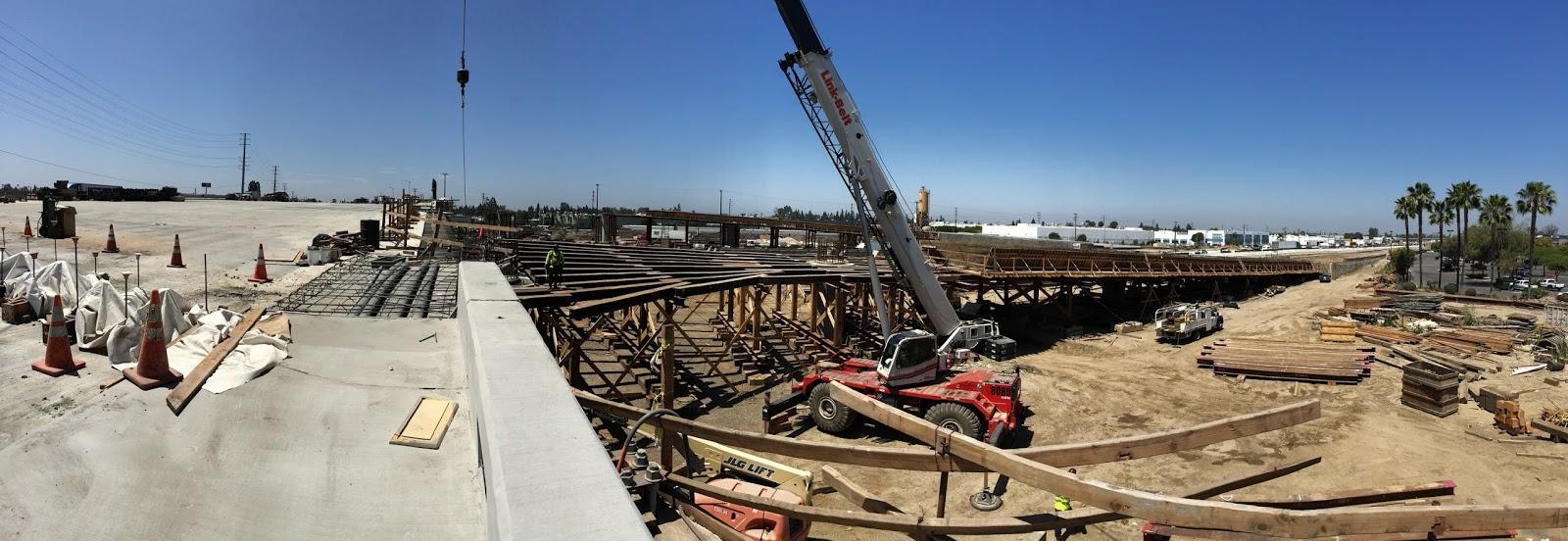 Carmenita Bridge To Open ~ Caltrans District 7