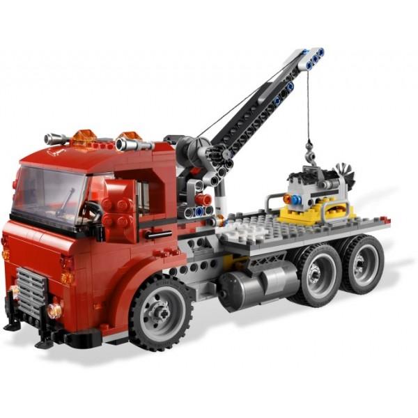 Lego Creator Highway Pickup 7347 My Lego Style