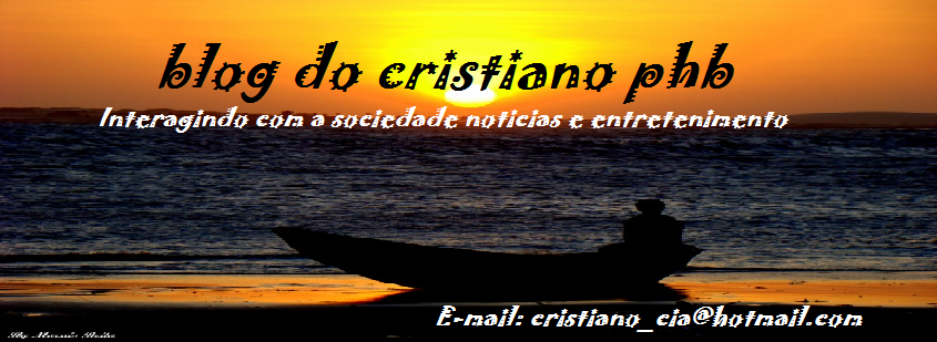 Blog do Cristiano PHB