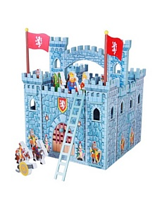 MyHabit: Up to 60% off The Toy Box - Teamson Design Corp Boy's Hand-Carry Castle