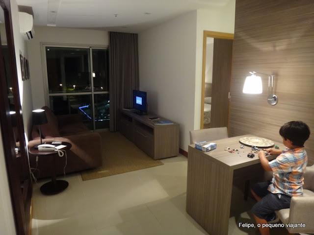Hotel Midas Rio Convention Suites no Rio de Janeiro
