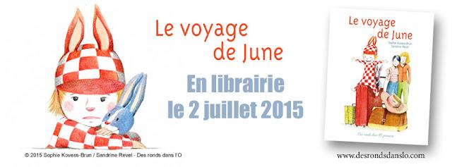 + d'infos sur Le voyage de June, album illustré, à partir de 3 ans