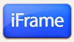 kode frame dan iframe
