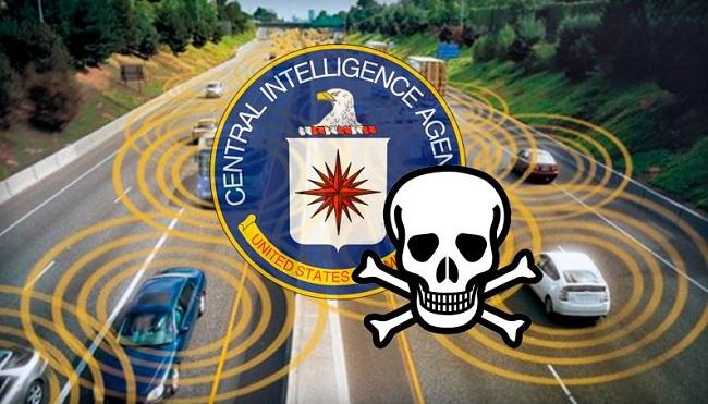 Η CIA μπορεί να χακάρει αυτοκίνητα για σκοτώσει ανεπιθύμητους!