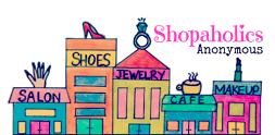 Shopaholics Anonymous Blog ©