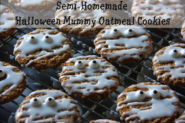 Last minute Halloween Dessert Idea