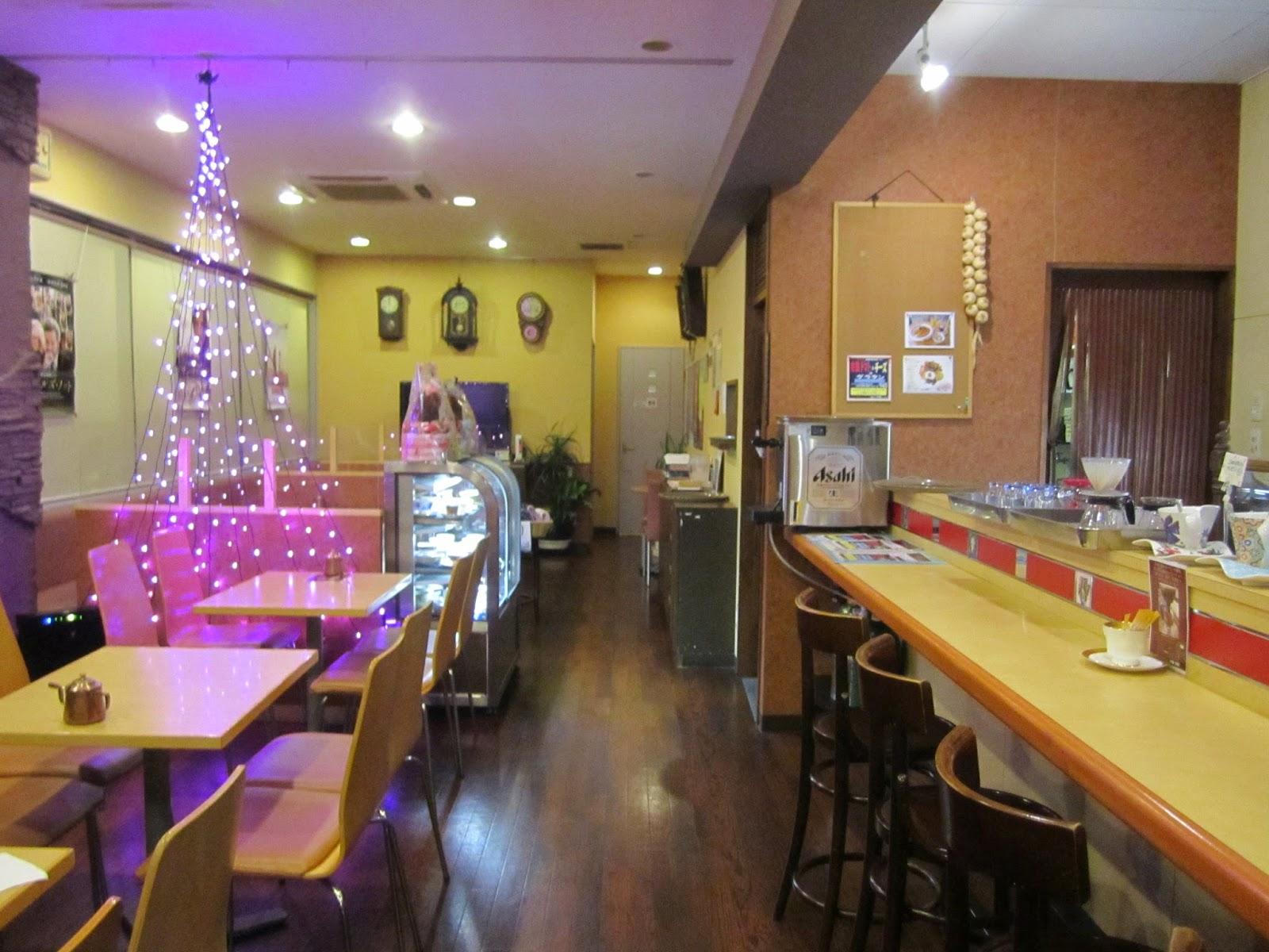 Minami Coffee Shop Cafe Hachinohe 香彩珈琲 みな実 三日町中央店