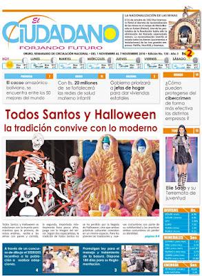 EL Ciudadano, Edición 130