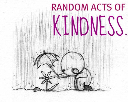 How Random Acts of Kindness Change Reality