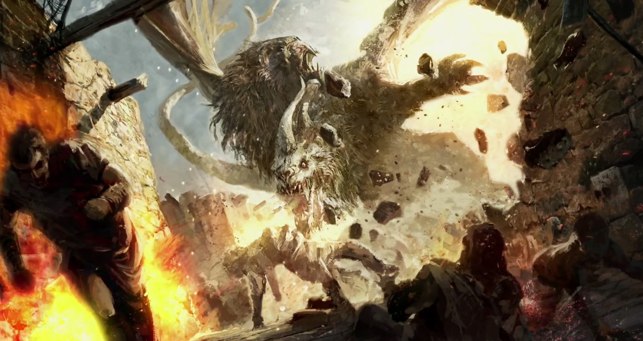 Wrath Of The Titans Monsters Wrath of the Titans Cr...