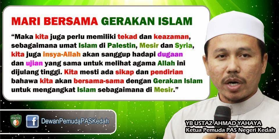 MARI BERSAMA GERAKAN ISLAM