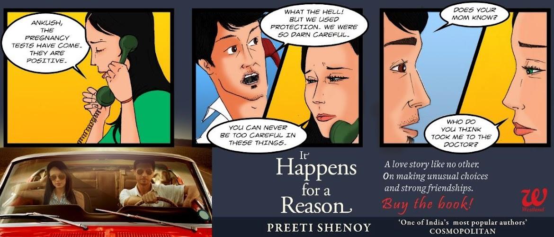 Much love! Preeti Shenoy