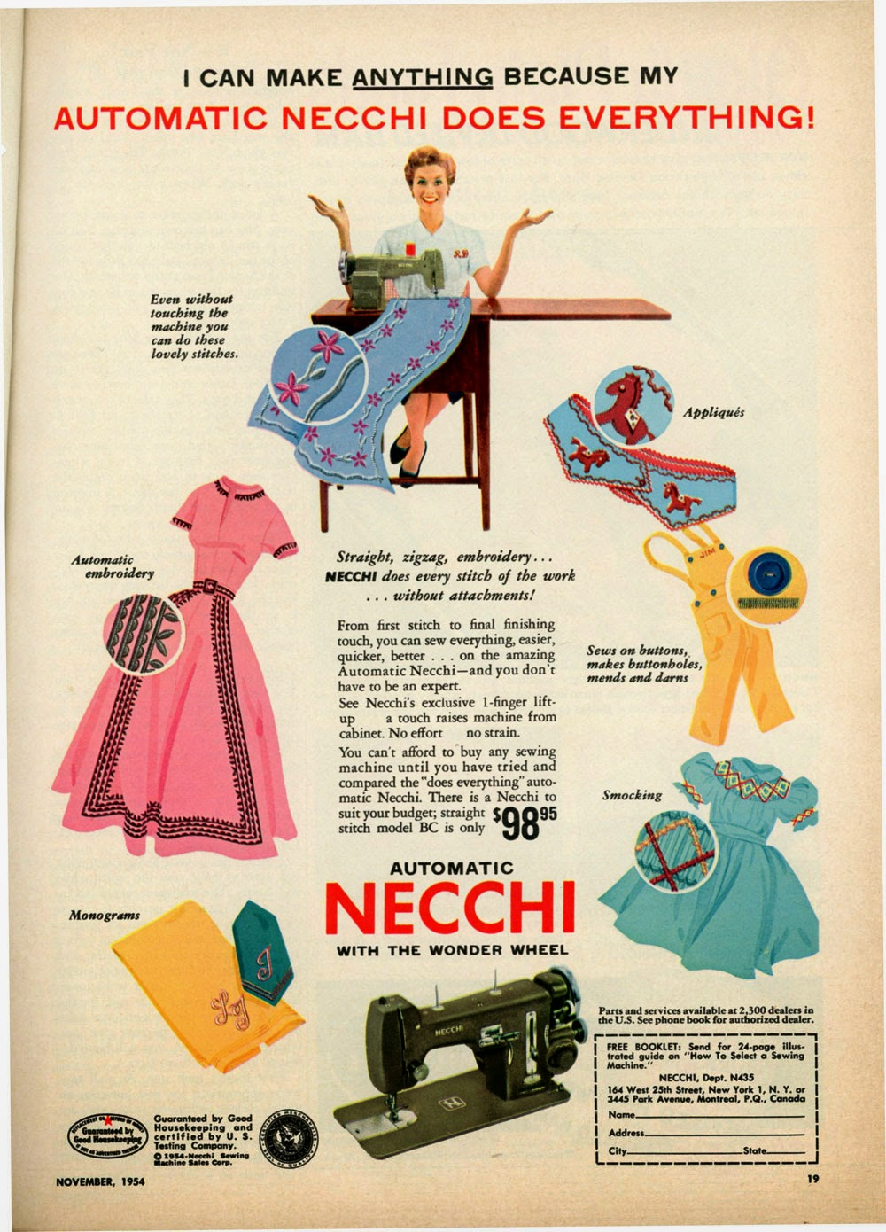 Zips & Darts: How To Sell A Sewing Machine