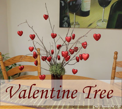 Valentine Tree Project