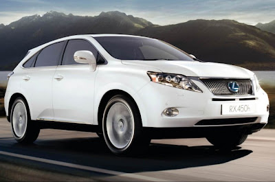 2013 Lexus RX 450h Wallpaper Gallery