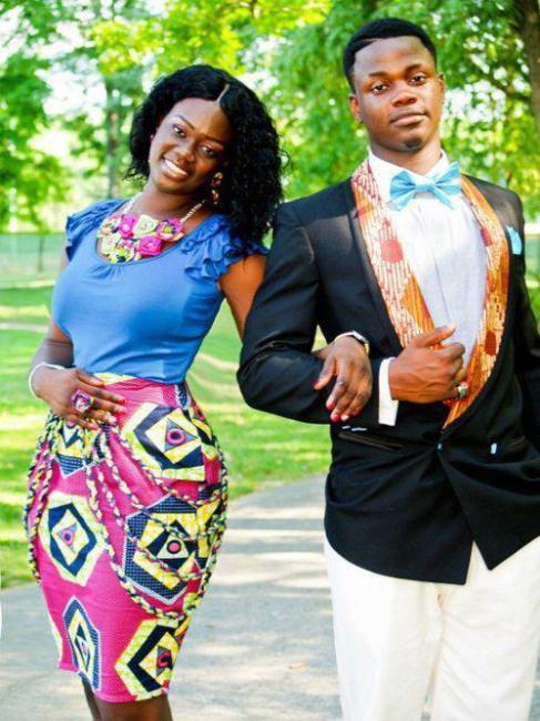 Asya as bah blog kitenge styles ankara african print