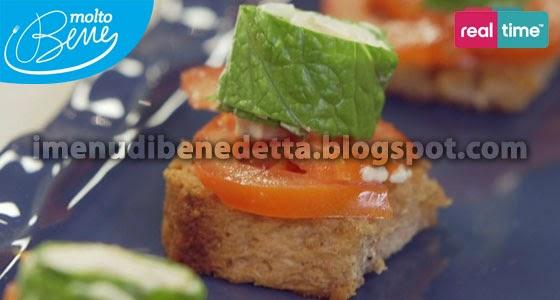 Bocconcini di Chicken Salad di Benedetta Parodi