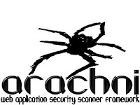 Arachni Web Application Security Scanner Framework