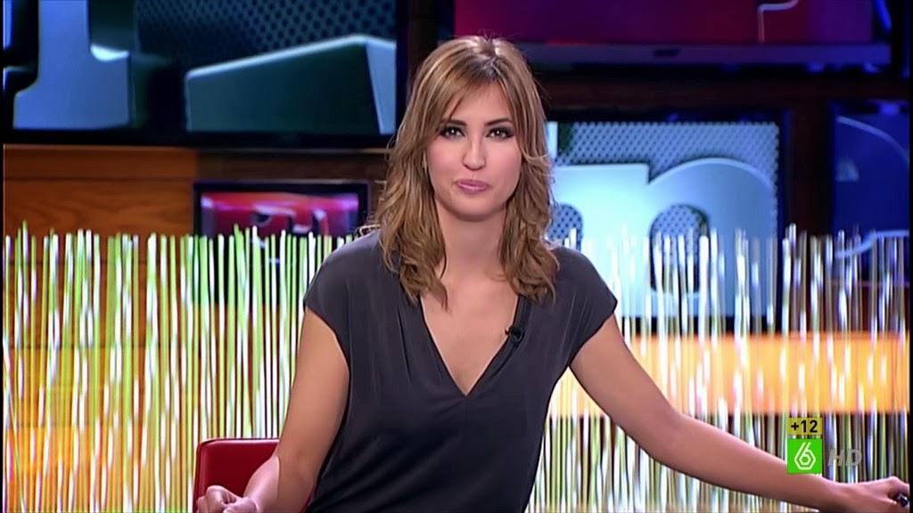 SANDRA SABATES, EL INTERMEDIO (02.12.13)