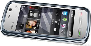 Nokia 5235 full touchscreen mobile with good music features