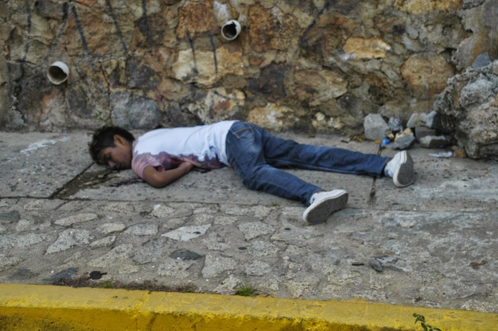 Matan a un joven en la colonia jard n en acapulco for Jardin 7 17 acapulco