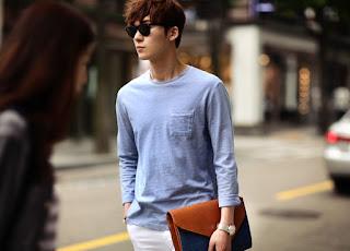 Tas Cowok Korea Model Baru Stok Terbatas Januari 2016