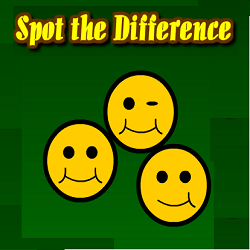 Spot The Difference (Observation Brain Training Game)