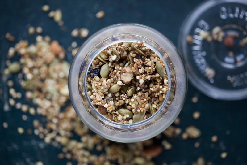Bilderesultat for glas with granola