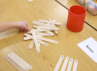 pick up sticks game (Brick by Brick)