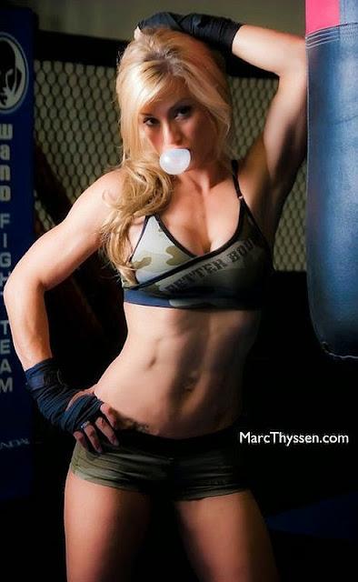 Stacey Oster - IFBB Bikini Pro