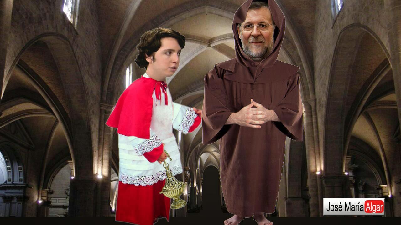 Feliz Navidad 2014 os desea Rajoy 3