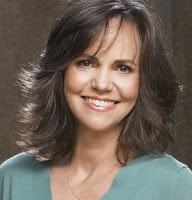 scalp braid hairstyles : ... Two Star Sightings in Five Minutes: Sally Field and Nicholas Feitel