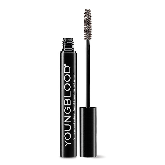 Youngblood Outrageous Lashes Mineral Lengthening Mascara: A quick review