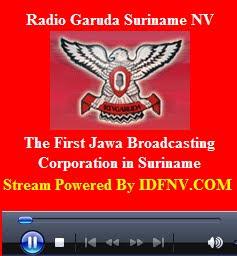 KLIK DISINI BISA MENDENGARKAN RADIO GARUDA SURINAME YANG FULL MUSIK JAWA DAN KARAWITAN WAYANG JOWO