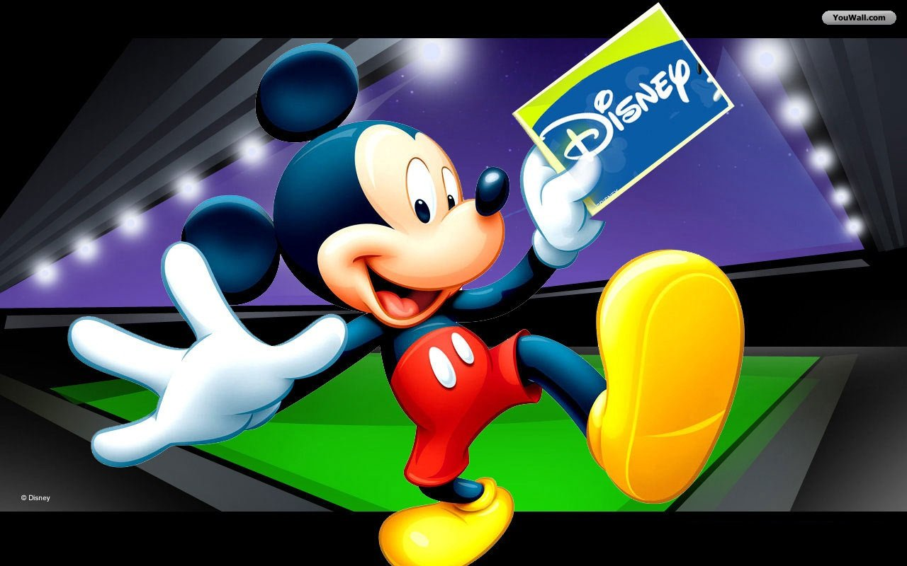 Mickey Mouse Wallpaper | Top HD Wallpapers