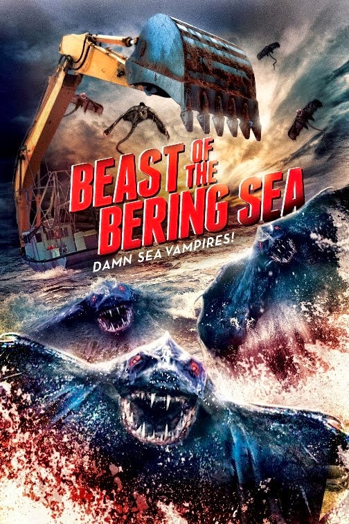 Filme O Monstro Do Mar De Bering Dublado AVI DVDRip