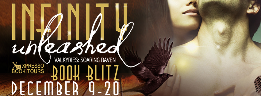 Infinity Unleashed Book Blitz