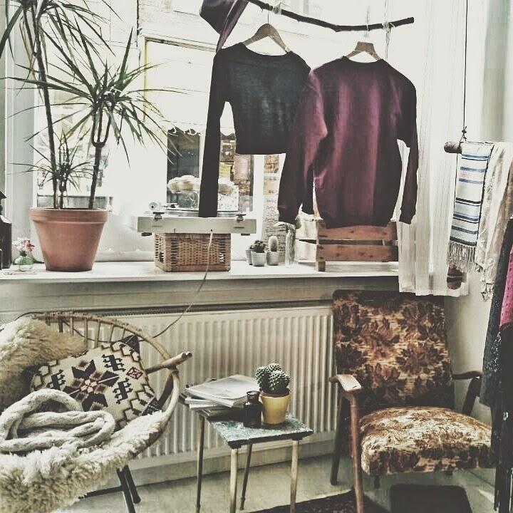 tiendas de ropa vintage amsterdam