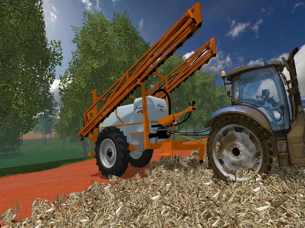 Jacto Columbia Cross Farming Simulator 15