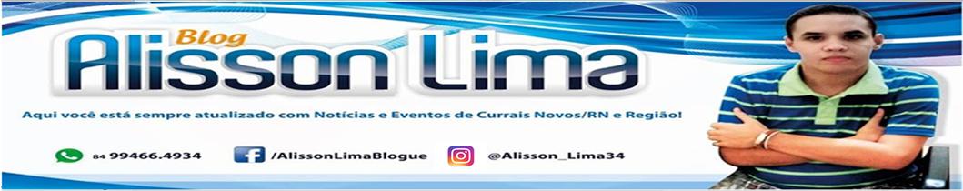Blog do Alisson Lima