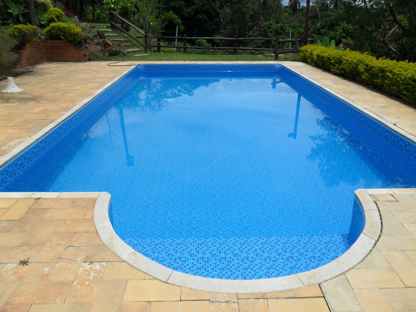 Fortal piscinas fotos de piscinas de vinil for De piscinas
