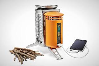 gadget wajib bagi pecinta alam