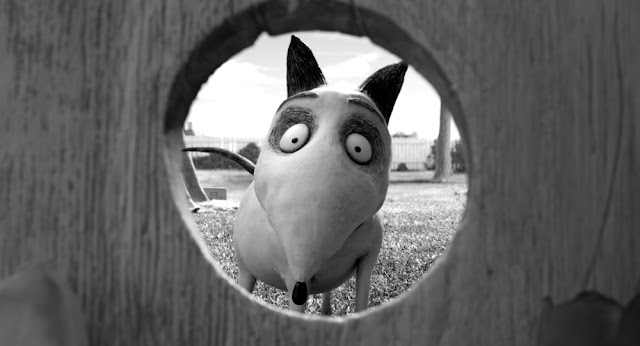 Sparky the dog from Frankenweenie