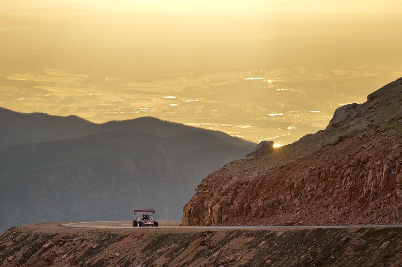 2014 pikes peak hill - photo #15