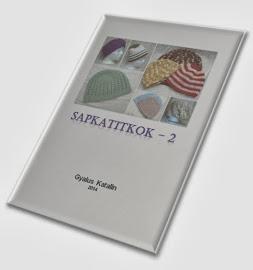 Sapkatitkok-2 könyv