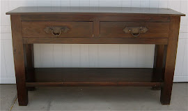 TV Stand (SOLD)